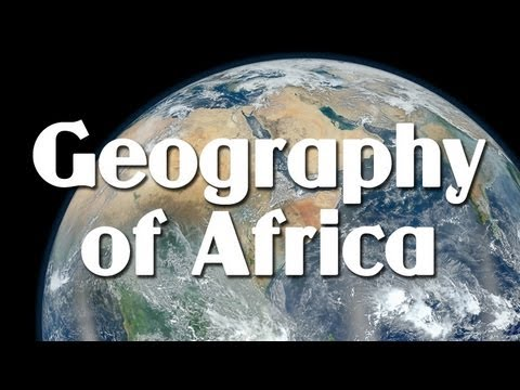 Geography of africa youtube geography of africa gumiabroncs Image collections