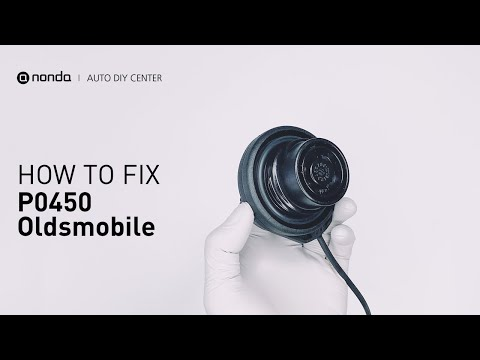 How to Fix OLDSMOBILE P0450 Engine Code in 3 Minutes [2 DIY Methods / Only $4.52]