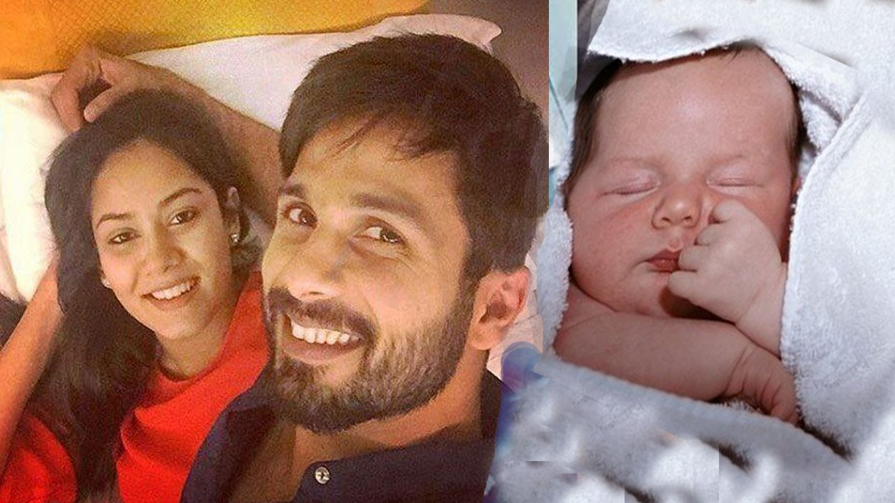 Image result for latest images of shahid kapoor with mira rajput family in the hospital