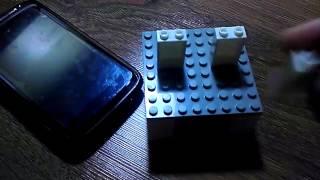 Legodan kamera tutacağı