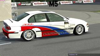 LFS BMW M5 E39