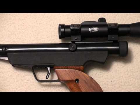 Pellet Gun Review: Diana Model 6G