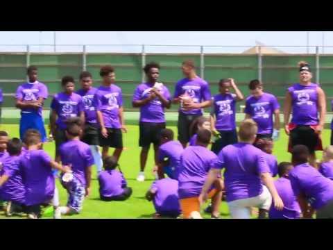 Trevone Boykin Football Camp