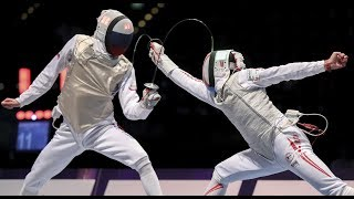 Zherebchenko (RUS) vs Saito (JPN) - 2017 World Fencing Championships Final