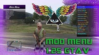 MOD MENU 1.25 GTA V - TUTORIAL INSTALL - [BLES/DEX/CEX] PS3