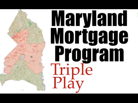Maryland Mortgage Program Triple Play $20,000 for Prince George's County HomeBuyers
