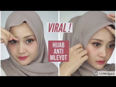 Tips Jilbab Anti Letoy Tegak Paripurna | Linda Kayhz - YouTube