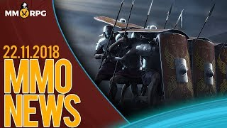 TOTAL WAR ARENA ZAMKNIĘTA oraz ... - MMONews 22.11.2018
