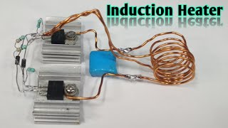 Mosfet induction heater