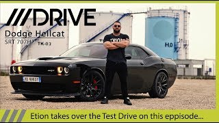 TEST DRIVE /// Dodge Hellcat SRT