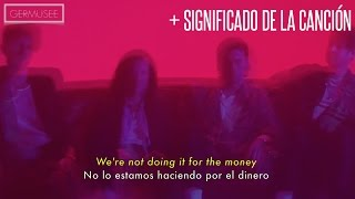 Foster The People - Doing It for The Money (Subtitulada en Español/Lyrics) [Video]