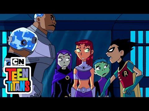 Teen Titans Go! | The Cape | Cartoon Network