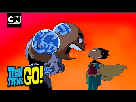 Teen Titans Go! | The Cape | Cartoon Network