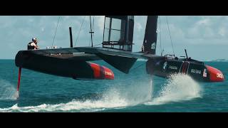 The Concept of Innovation from the words of Grant Simmer, General Manager & COO of Oracle Team USA