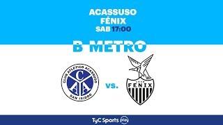 Acassuso vs CA Fenix full match