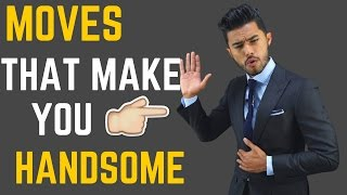 Style MOVES That Make You More Handsome