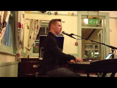 "Tim Owen playing Billy Joel's ""Just the way you are"""