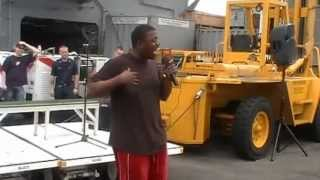 BOATSWAINS MATE SONG!!!! Performed Onboard USS Makin Island LHD 8