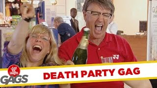 Death Party Prank - Throwback Thursday