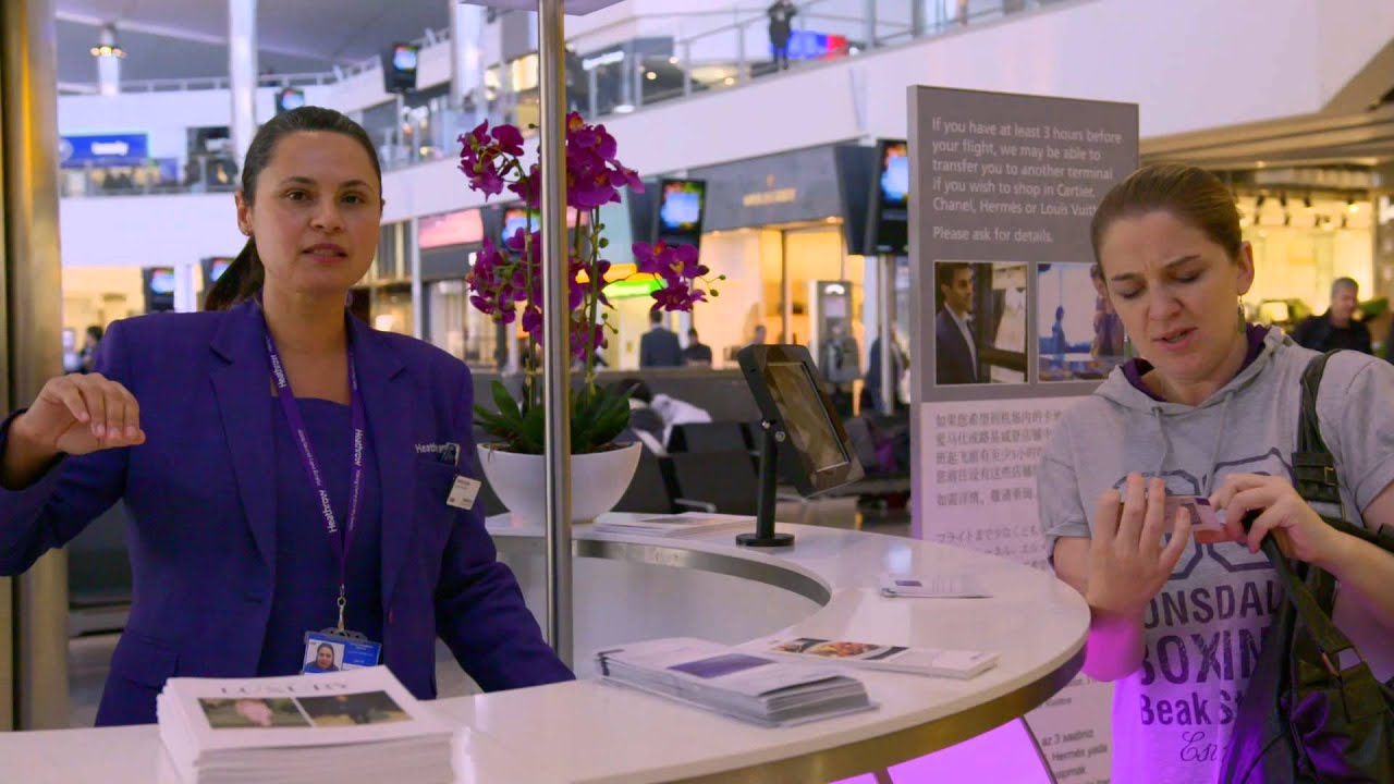 Behind the scenes at heathrow meet our passenger ambassadors behind the scenes at heathrow meet our passenger ambassadors kristyandbryce Image collections