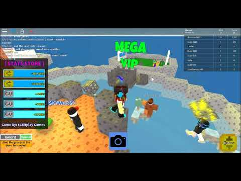Roblox Skywars/NEW CODES 2017! - YouTube