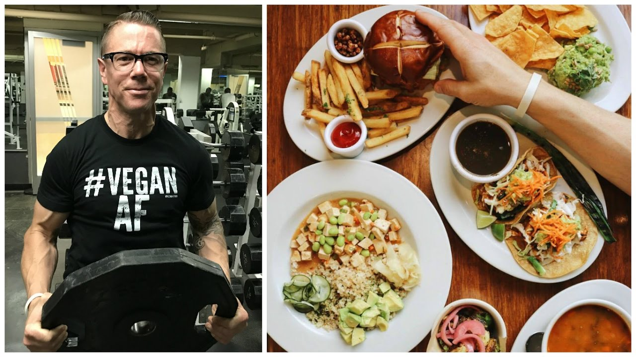 What @VeganFatKid Eats In A Day (+ Video Extras)