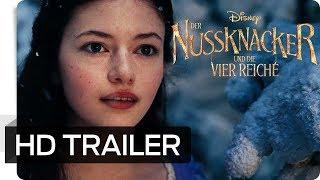 Der Nussknacker und die vier Reiche - Offizieller Trailer (deutsch/german) | Disney HD