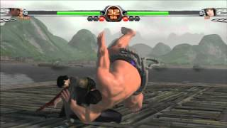 VF5 : Taka-Arashi  vs  Aoi Umenokoji