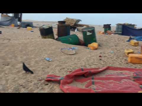 Camping in Mauritania - The Sahara Desert by Bicycle