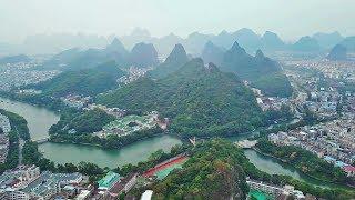 Guilin: Cel mai frumos oras din China