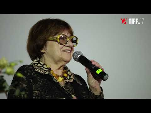 Márta Mészáros  Premiul pentru întreaga carieră  TIFF 2018