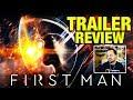 FIRST MAN - TRAILER REACTION - PRIMERA REACCIÓN - DAMIEN CHAZELLE - RYAN GOSLING