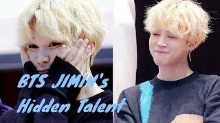 BTS JIMIN's HIDDEN TALENT
