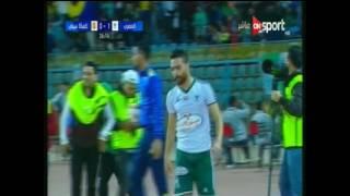 بالفيديو.. أحمد جمعة يتقدم للمصري بالهدف الأول في كامبالا