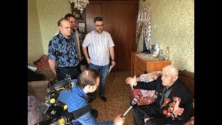 Друзья, телеканал 360° выпустил в эфир сюжет об обманутых ветеранах в р-не Марьино г. Москвы.
