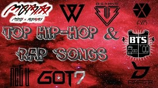 Top k hip hop video clip