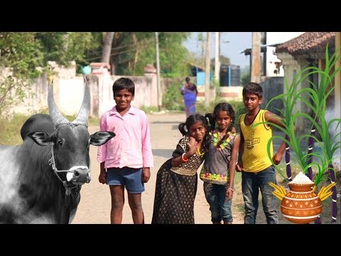 Village kids funny advice on pongal holidays   general audience