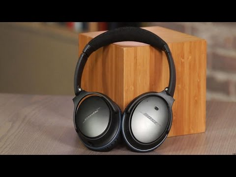 03fb412acbe Bose QuietComfort 25: Top noise-cancelling headphone gets better ...