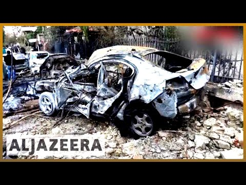 🇸🇾 Syria army advances in Eastern Ghouta as bombardment persists | Al Jazeera English