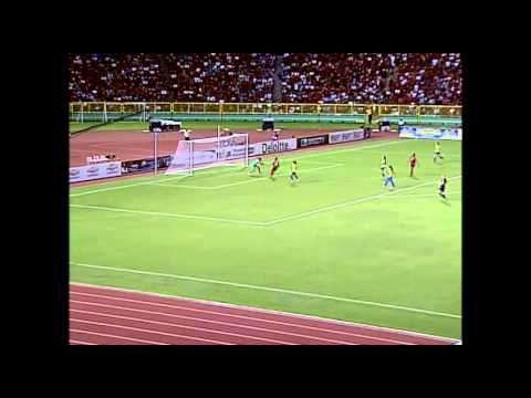 Trinidad and Tobago vs Ecuador