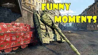 World of Tanks - Funny Moments | Week 2 February 2018