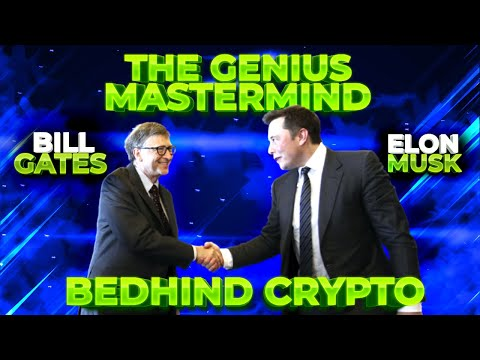 Shocking News: Bill Gates - The Genius Mastermind behind Crypto that nobody talk about! MUST WATCH