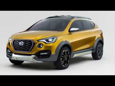 Datsun GO CROSS, AUTOPORTAL, हिन्दी में, Price, Engine, Interior, Average & Launching Date