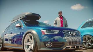 Audi Presents: Camp allroad with Sean