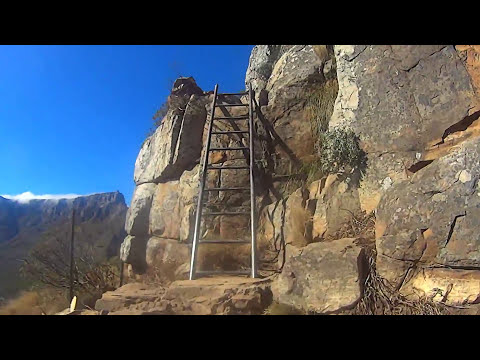 Trekking Lion's Head, Cape Town,South Africa,Nunzio Carretta movie