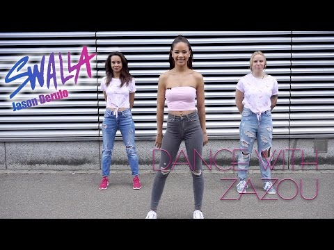 "Jason Derulo ""Swalla"" (Dance Tutorial) Choreo by Jeamy x Zazou"