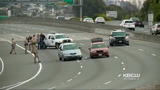 Security On Bay Area Freeways Is Expanding After Over 100 Shootings In Just 2 Years