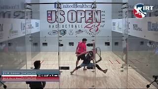 2018 UnitedHealthcare US Open Broadcast