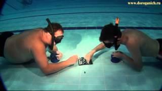 Обучение подводной охоте у Виктора Дороганича(Обучение подводной охоте в басеейне ЦСК ВМФ у Виктора Дороганича Тесты подводных ружей., 2014-09-15T04:40:07.000Z)