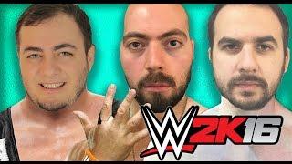 Birbirimize Girdik - WWE 2K16